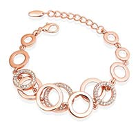bracelet or rose fancydelli