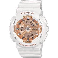 montre femme luxe pas cher Casio Baby-G