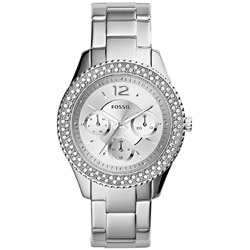 montre femme luxe pas cher Fossil Stella
