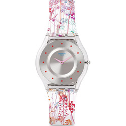 montre femme luxe pas cher Swatch New Gent